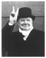 Churchill yep no genocide and war crimes here