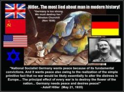Hitler - The most lied about man