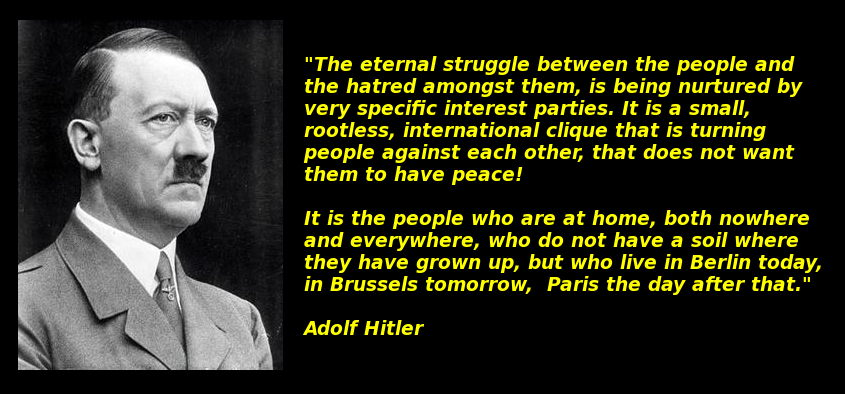 understanding hitler s personality Adolf hitler quotes quotes by and about adolf hitler (continued from his main entry on the site)  the artistic aspect of hitler's personality even affected his leadership style and,  'he is more an artist than a philosopher he doesn't have the crystal-clear understanding of schopenhauer of course i value nietzsche as a genius.