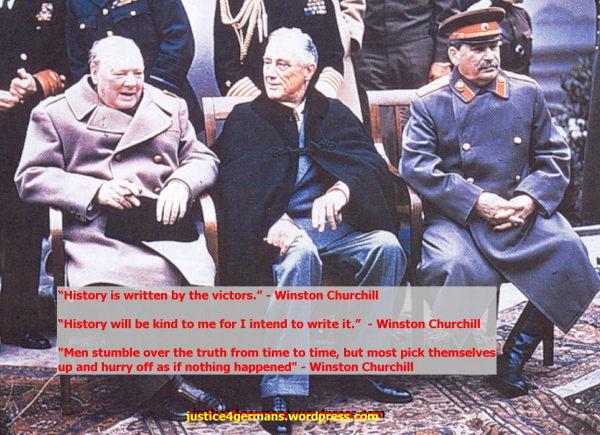 Churchill & roosevelt?
