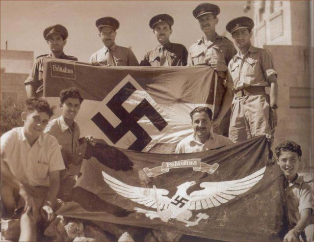 Hitler Youth in Palestine