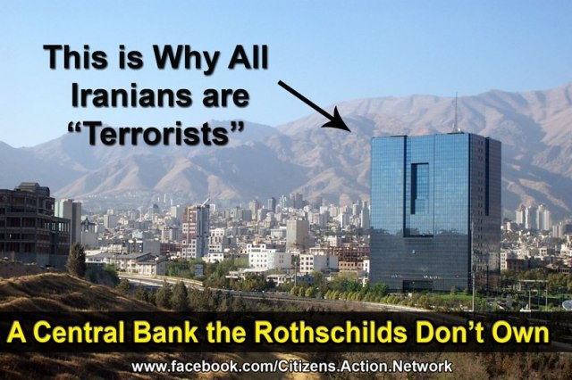 Eine Zentralbank die nicht den Juden gehört