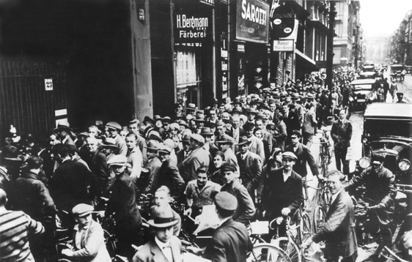 Archiv Inflation - 20er und 30er Jahre