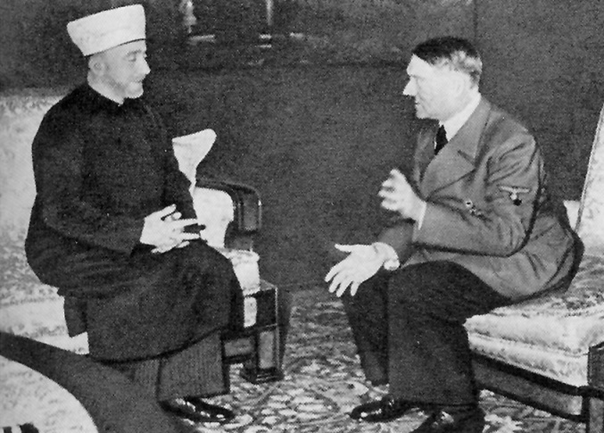 Grand Mufti and Hitler