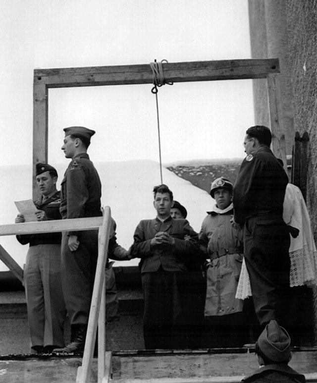Nuremberg Hanging