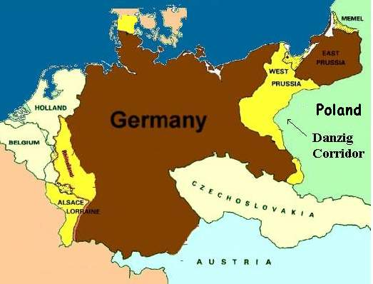 Map Of Germany Before Ww1.Die Kriegschuld Luge Answering The Victors Lies About German War
