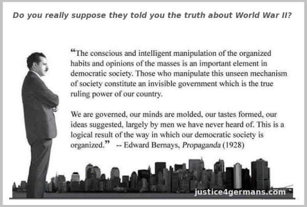 Edward Bernays - Democracy and Propaganda