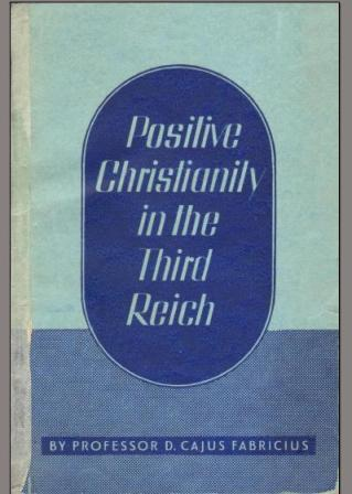 Book Cover - Positive Christianity