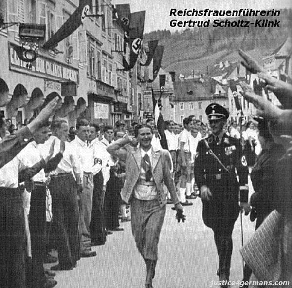 Gertrud Scholtz-Klink 1939