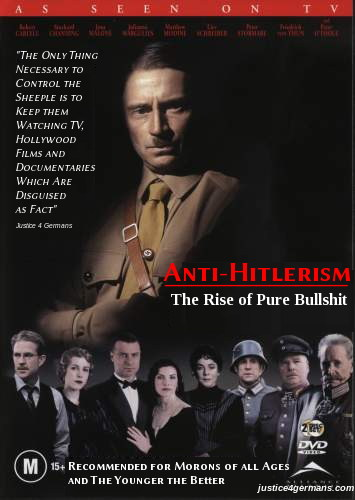 Anti-Hitlerism - The Rise of Pure Bullshit