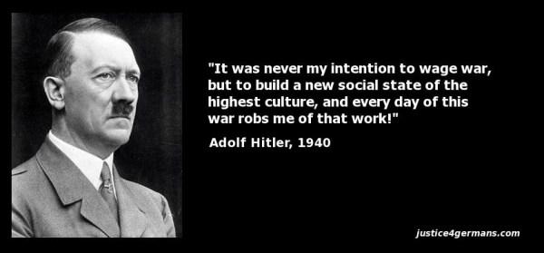 hitler new social state