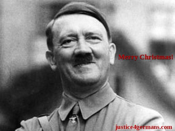 Hitler - Merry Christmas