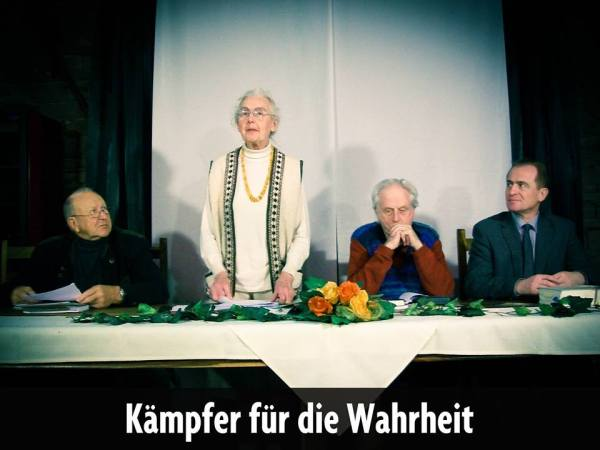 Ursula Haverbeck - Warrior for Trtuh and Justice