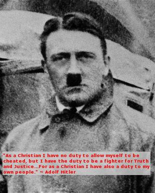 Hitler Christian 2