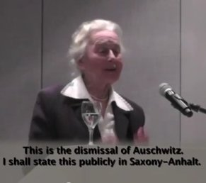 Ursula Haverbeck - The End of Auschwitz