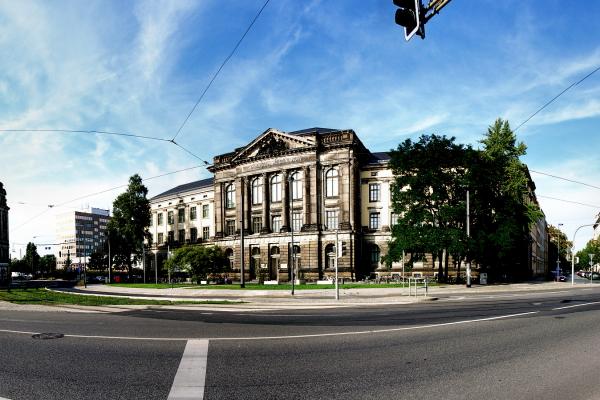 Wettiner Platz Panorama