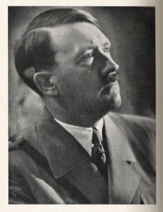 Adolf Hitler - Portrait